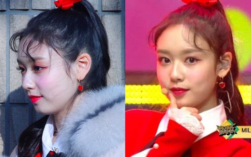 """Choáng váng khi phát hiện: Phía sau lớp makeup sương sương của idol Hàn là """"cả tấn"""" phấn son dày cộm khó tin - Ảnh 3."""