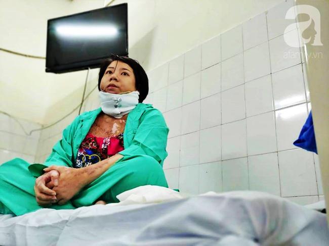 Cuộc sống mới của người mẹ trẻ bị chồng tạt xăng đốt, 18 lần mổ với bao nỗi đau thể xác lẫn tinh thần - Ảnh 1.