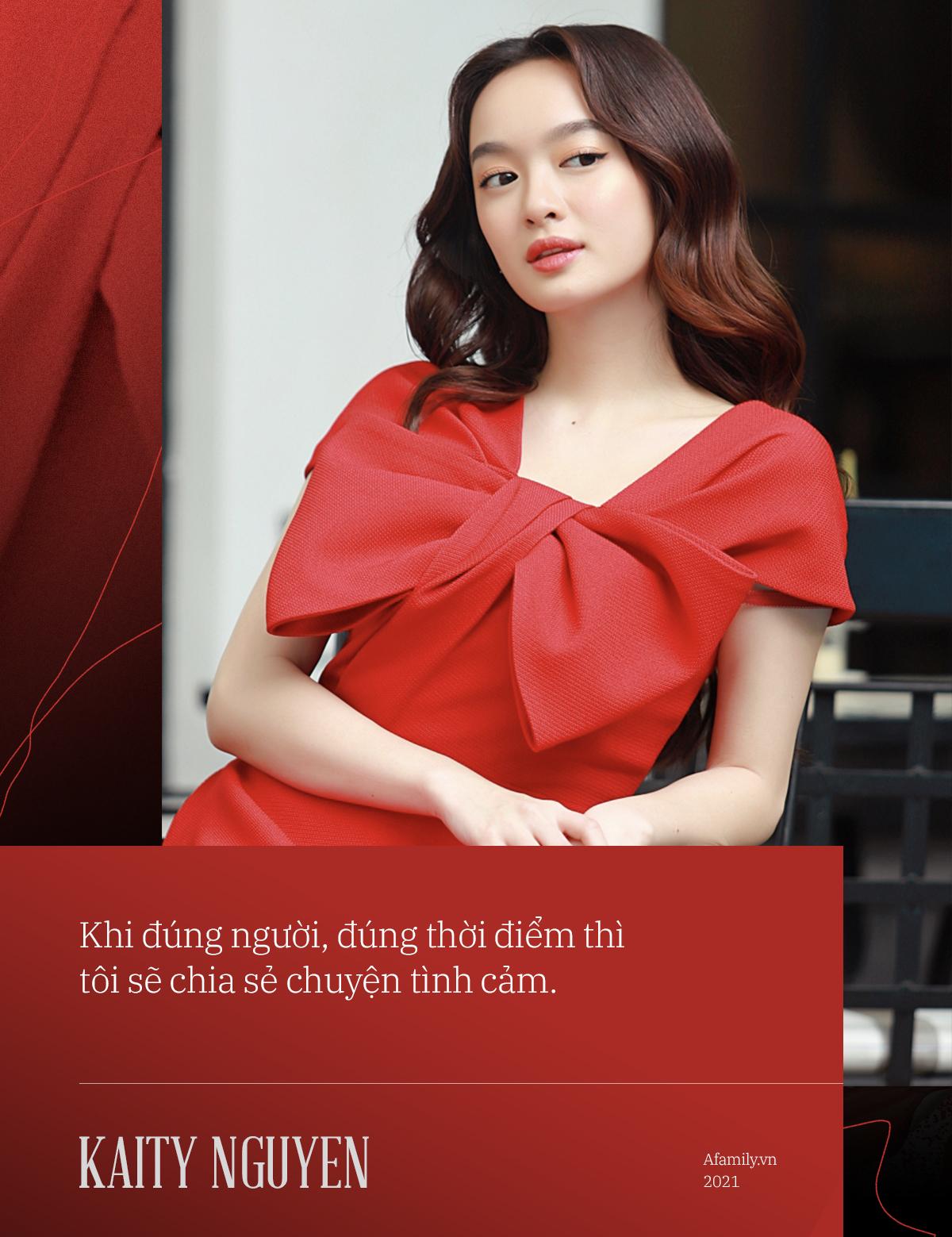 """Kaity Nguyễn: Tuổi 21 đã sở hữu công ty riêng, mẫu bạn trai lý tưởng là """"tình trẻ tin đồn"""" của Trương Ngọc Ánh - Ảnh 4."""