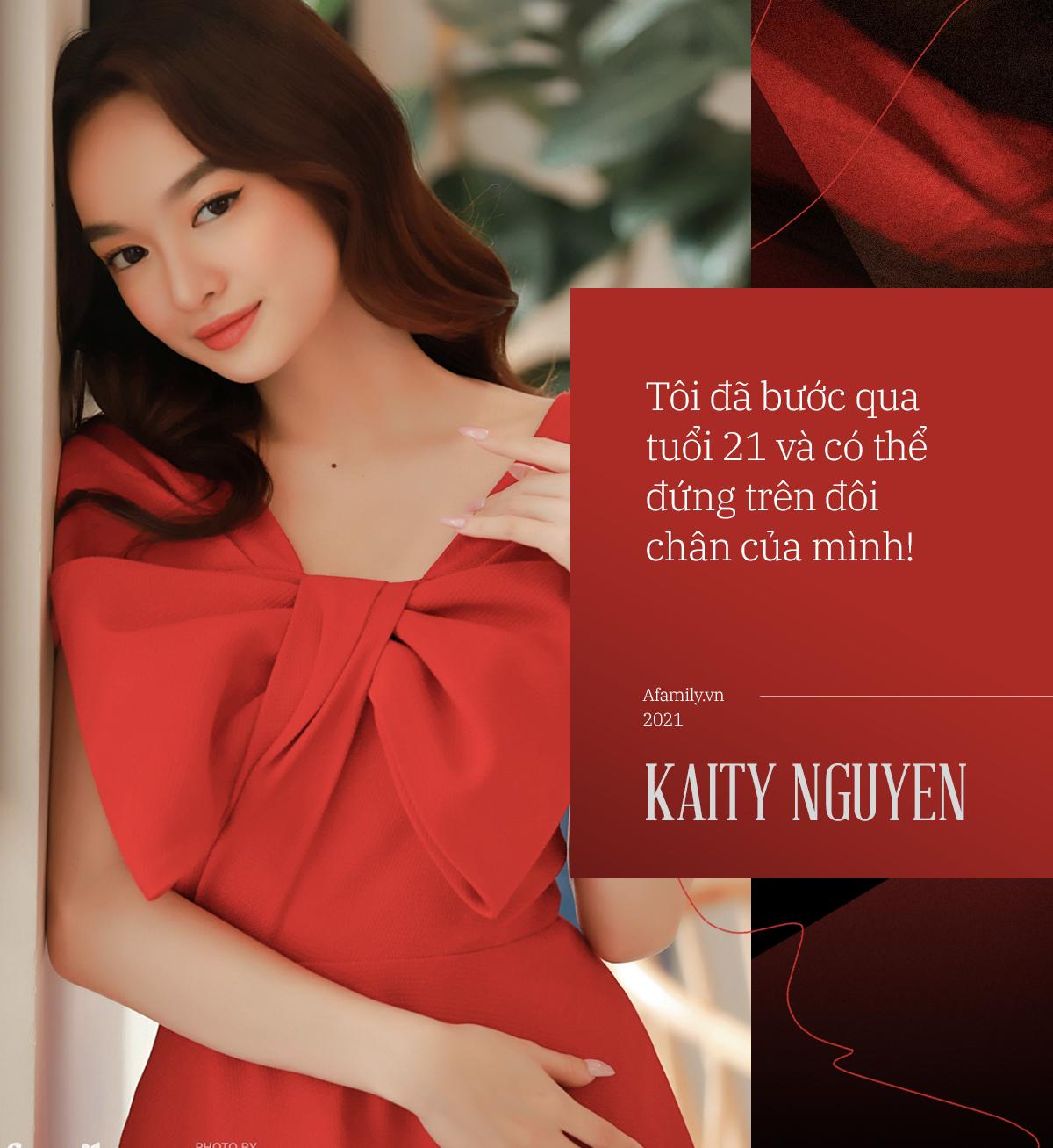 """Kaity Nguyễn: Tuổi 21 đã sở hữu công ty riêng, mẫu bạn trai lý tưởng là """"tình trẻ tin đồn"""" của Trương Ngọc Ánh - Ảnh 7."""