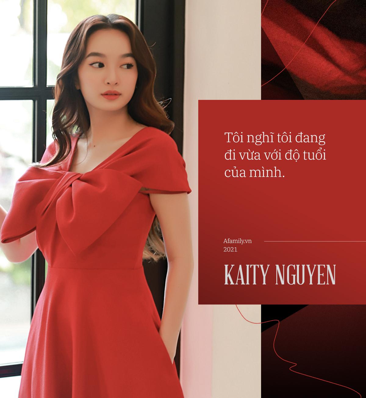 """Kaity Nguyễn: Tuổi 21 đã sở hữu công ty riêng, mẫu bạn trai lý tưởng là """"tình trẻ tin đồn"""" của Trương Ngọc Ánh - Ảnh 3."""