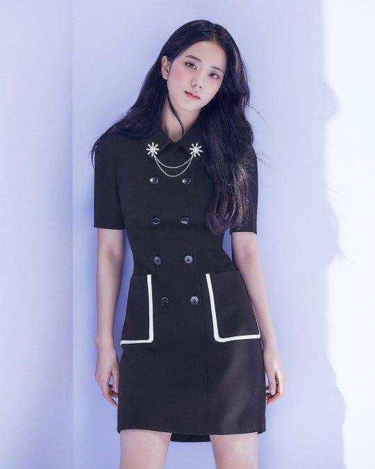 """""""Nữ thần mùa Xuân"""" gọi tên Jisoo: Hay bị chê nhạt nhất nhóm nhưng giờ làm mẫu thời trang sang như tiểu thư tài phiệt - Ảnh 9."""