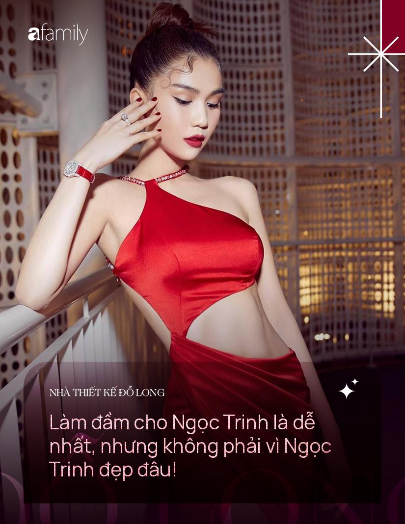 """Người đứng sau những bộ váy áo sexy nhất lịch sử của sao Việt - NTK """"thị phi"""" của Vbiz  - Ảnh 4."""