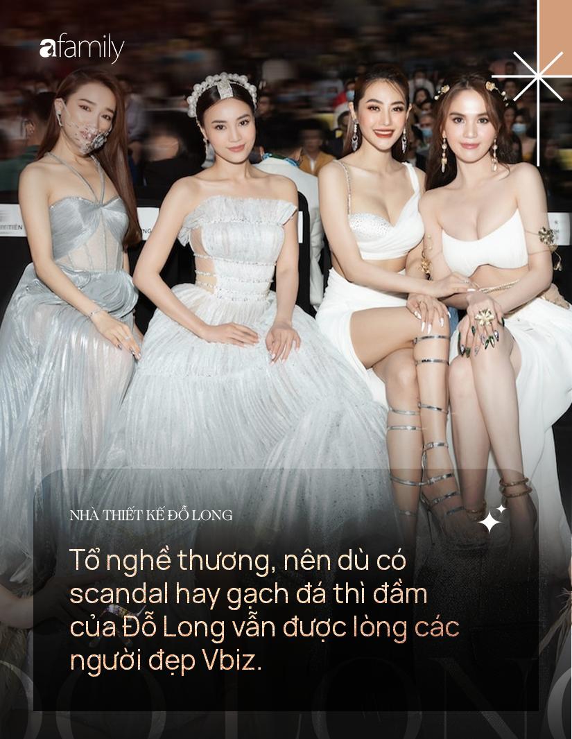 """Người đứng sau những bộ váy áo sexy nhất lịch sử của sao Việt - NTK """"thị phi"""" của Vbiz  - Ảnh 6."""