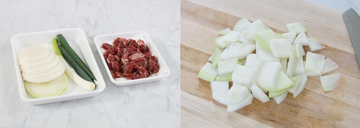 Cuối năm bận rộn, bữa tối nấu tô canh thịt bò thế này thì vừa nhanh lại ngon - Ảnh 2.