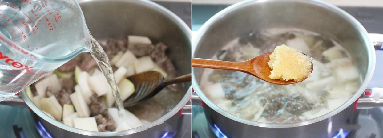 Cuối năm bận rộn, bữa tối nấu tô canh thịt bò thế này thì vừa nhanh lại ngon - Ảnh 5.