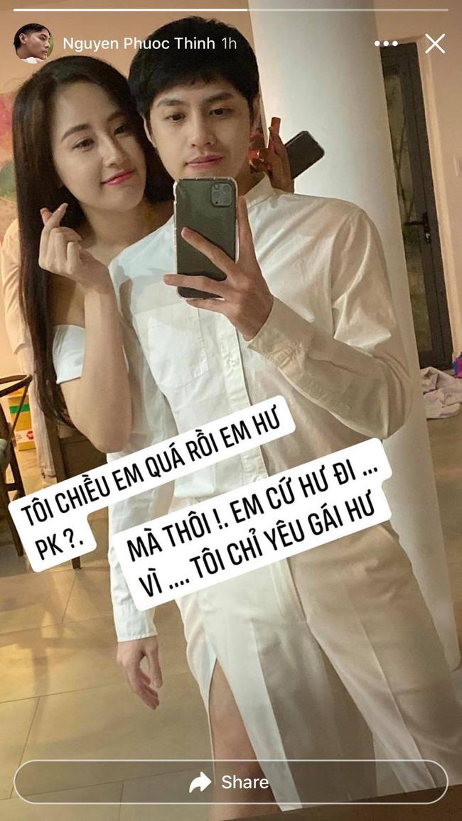 """Điểm lại loạt khoảnh khắc khiến Noo Phước Thịnh và Mai Phương Thúy trở thành cặp đôi được """"đẩy thuyền"""" mạnh nhất năm 2020 - Ảnh 2."""