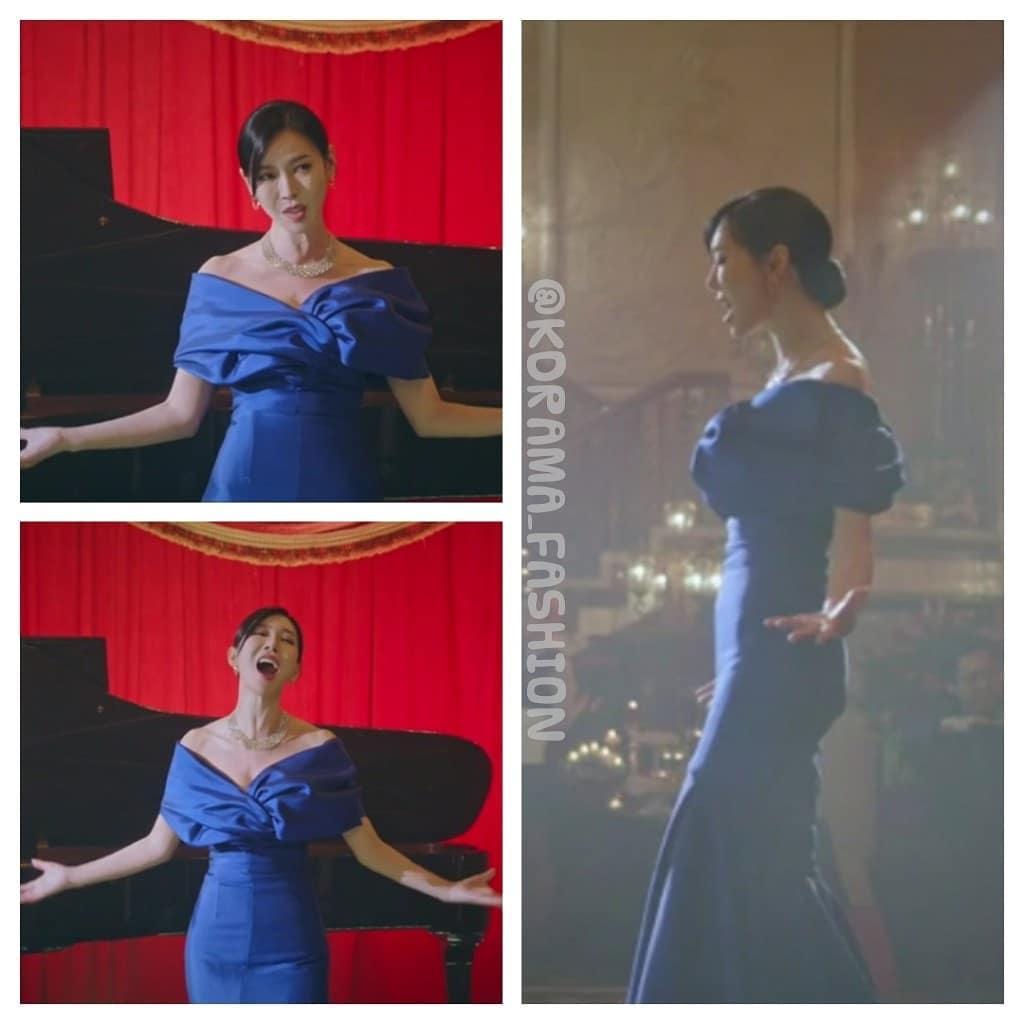 """Tập 1 Penthouse II, dân tình đã bóc mác được cả loạt váy áo sang ngút ngàn của tiểu tam nham hiểm trong ngày đầu tiên """"ngoi"""" lên làm chính thất - Ảnh 7."""