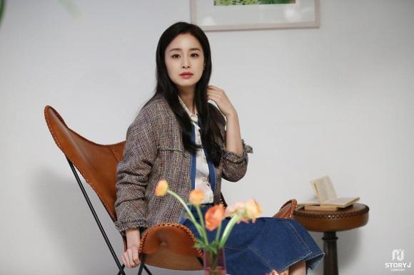 Bị chê lên chê xuống vì nhan sắc xuống dốc, Kim Tae Hee đã có sự lột xác bất ngờ - Ảnh 1.