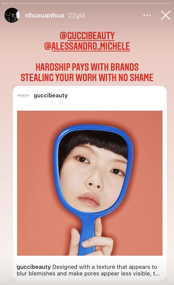 """Gucci Beauty dính phốt đầu năm: Bị tố """"đạo"""" concept ảnh của nhiếp ảnh gia người Việt từng chụp cho BTS? - Ảnh 1."""