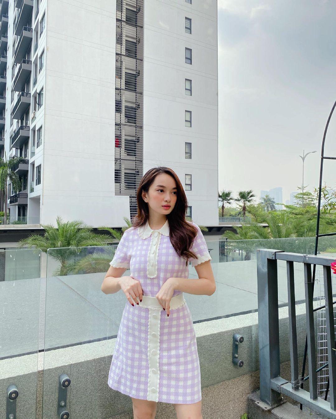 Instagram look của sao Việt sau Tết: Nhã Phương khoe da trắng muốt, Kỳ Duyên và Tóc Tiên sexy bỏng mắt - Ảnh 10.