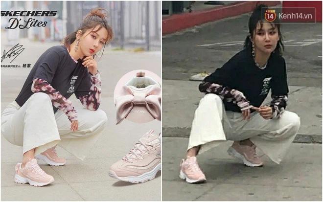 Sự thật ảnh thời trang của sao Hoa Hàn: Lên hình thì chanh sả, nhìn hậu trường mà muốn xỉu ngang - Ảnh 2.
