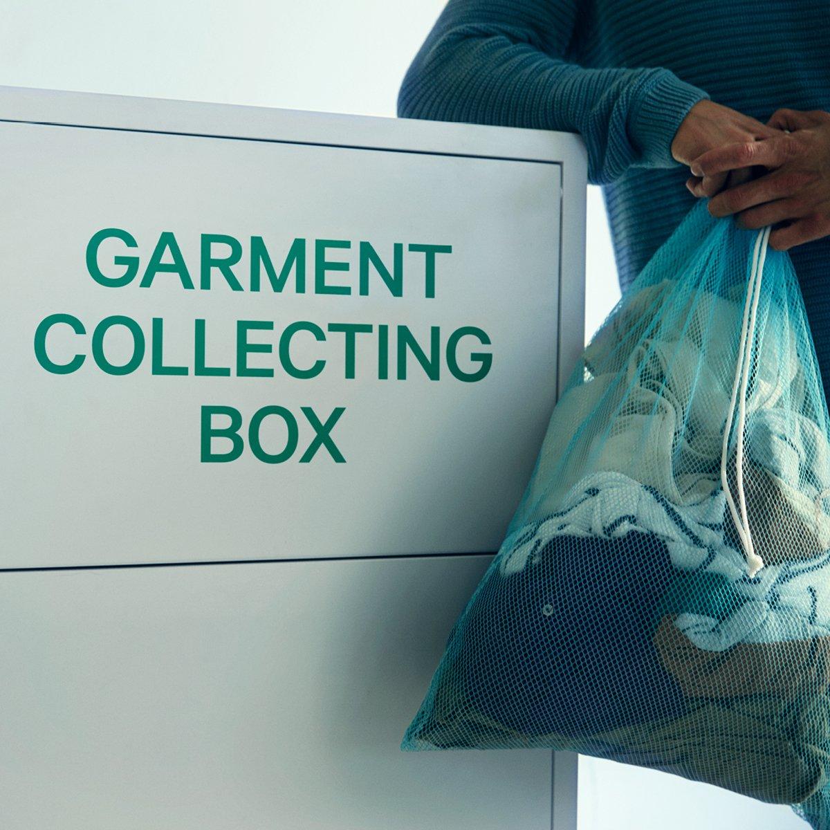 H&M nhận quần áo cũ bất kể thương hiệu để tái chế, netizen hưởng ứng rần rần vì vừa clear đồ đã dùng vừa được đổi voucher giảm giá - Ảnh 3.