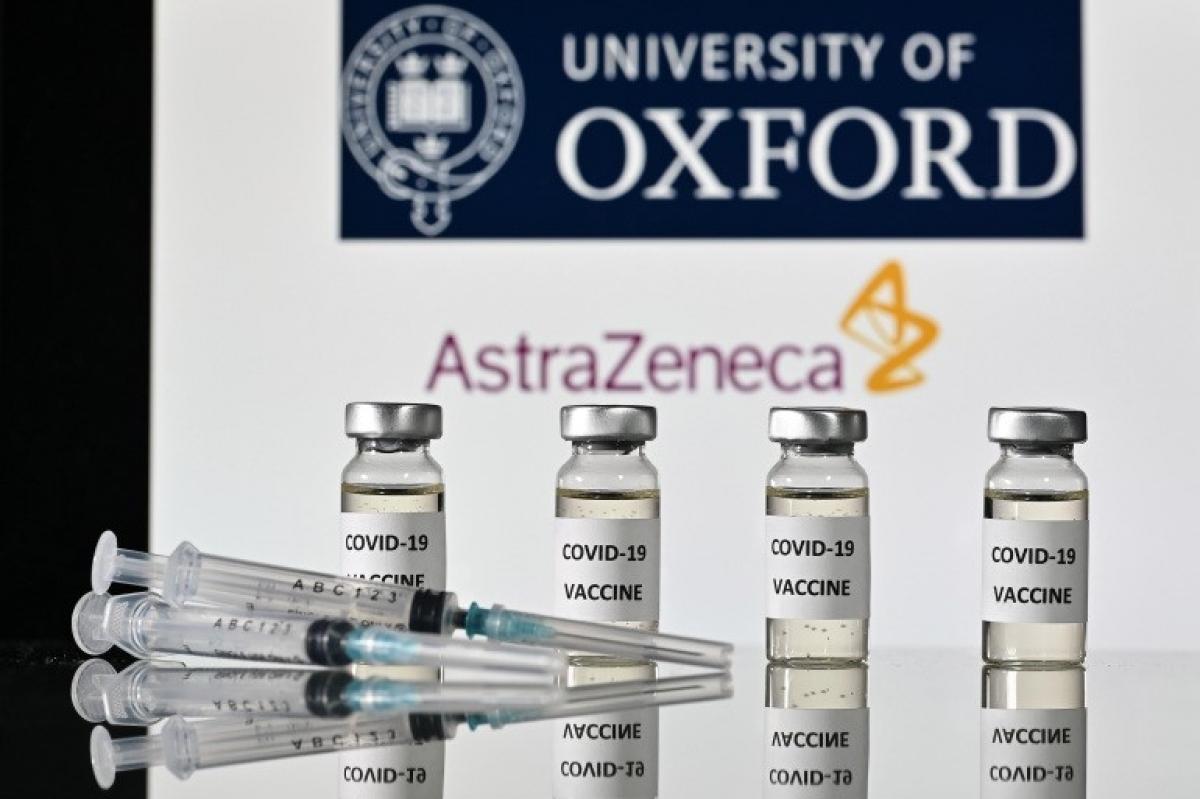 Một số khuyến nghị khi sử dụng vaccine AstraZeneca - Ảnh 1.