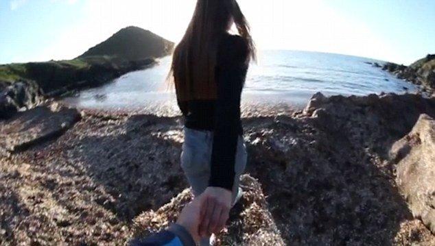 Rùng mình muôn kiểu xô ngã, hãm hại nhau khiến MXH dậy sóng: Chồng đẩy vợ mang thai xuống vách núi, cô gái bị bạn thân đẩy xuống thác nước chảy xiết - Ảnh 3.