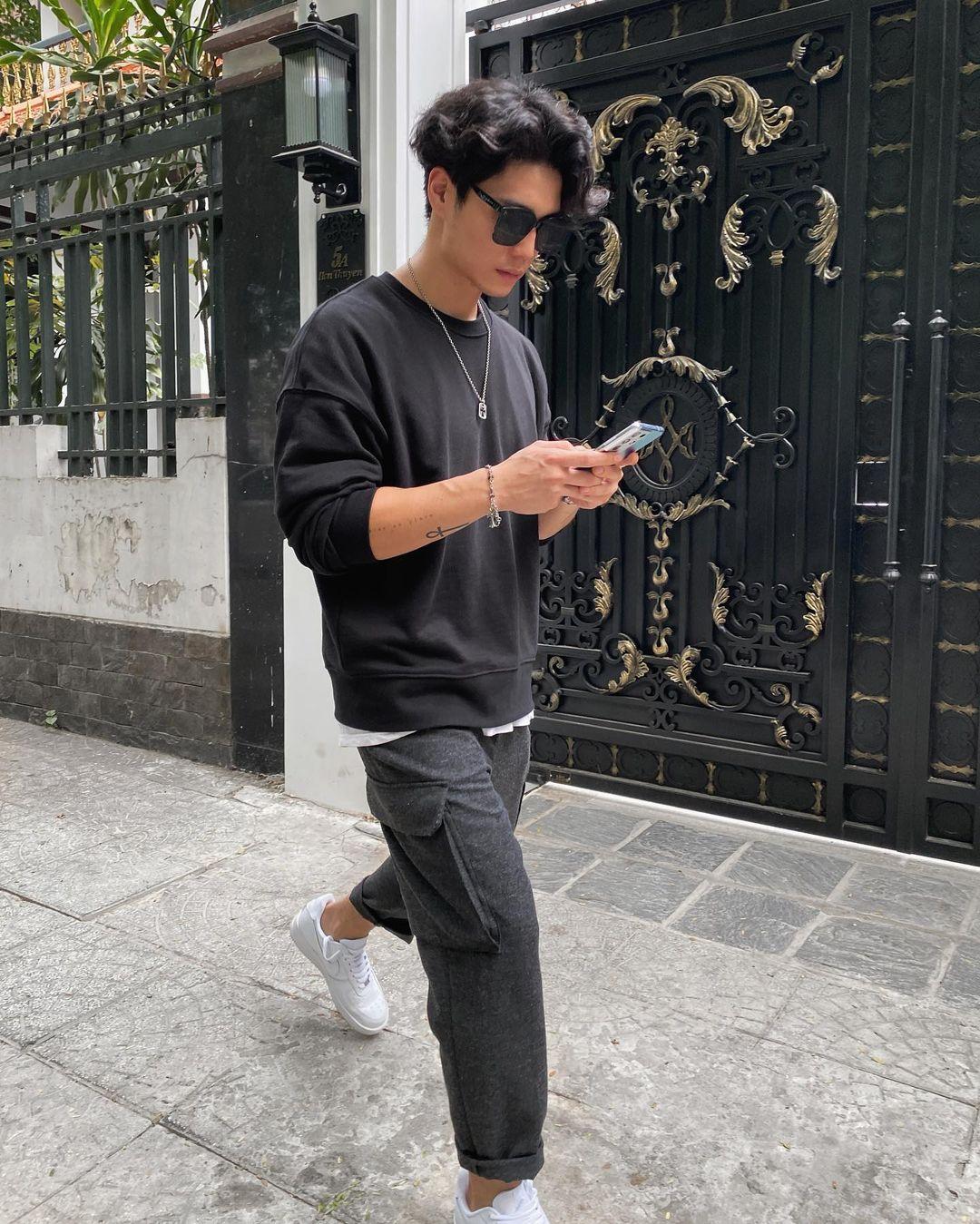 Bạn trai tin đồn của Ngô Thanh Vân lột xác thành soái ca nhờ giảm cân như thế nào? - Ảnh 8.