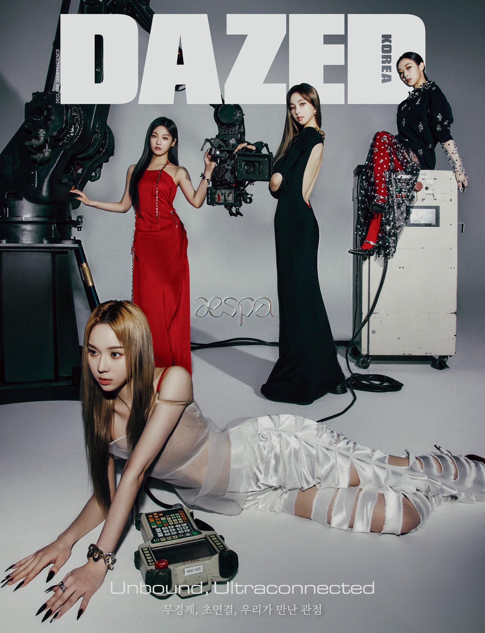 2 màn diện đồ hiệu gây tranh cãi nhất tuần: Triệu Vy lép vế trước Song Hye Kyo, nữ chính của aespa làm nền cho nữ phụ mờ nhạt? - Ảnh 3.