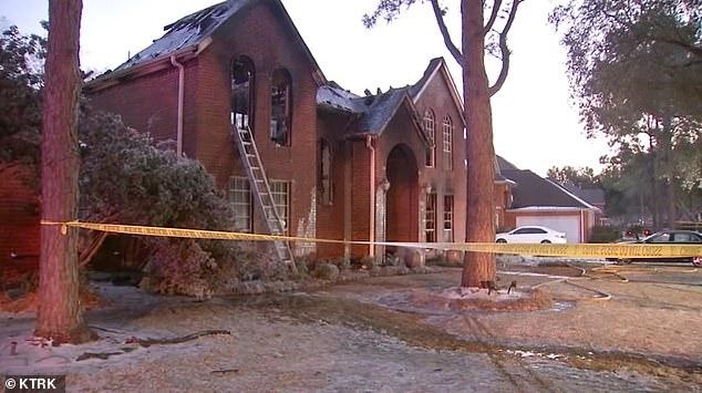 Tấn bi kịch thảm thương của gia đình gốc Việt trong đợt rét kỷ lục ở Texas: 4 bà cháu chết cháy trong căn nhà rực lửa, mẹ liều mạng lao vào nhưng không thể - Ảnh 2.