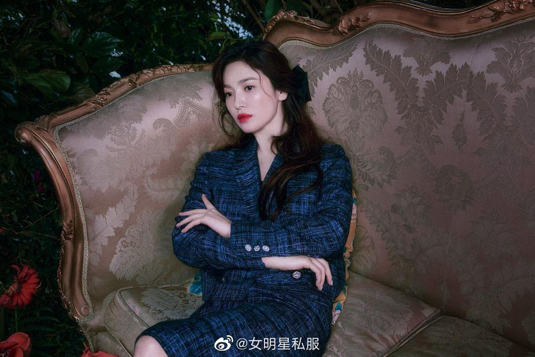 Song Hye Kyo chứng minh thần thái ngày càng lên hương, đồ khó mấy cũng có thể cân đẹp - Ảnh 6.