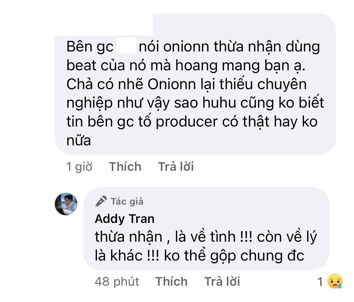 Trước lùm xùm của Sơn Tùng M-TP, Addy Trần khẳng định có thể tìm 100 beat giống 1 beat, thành viên Chillies cũng ẩn ý bênh vực - Ảnh 5.