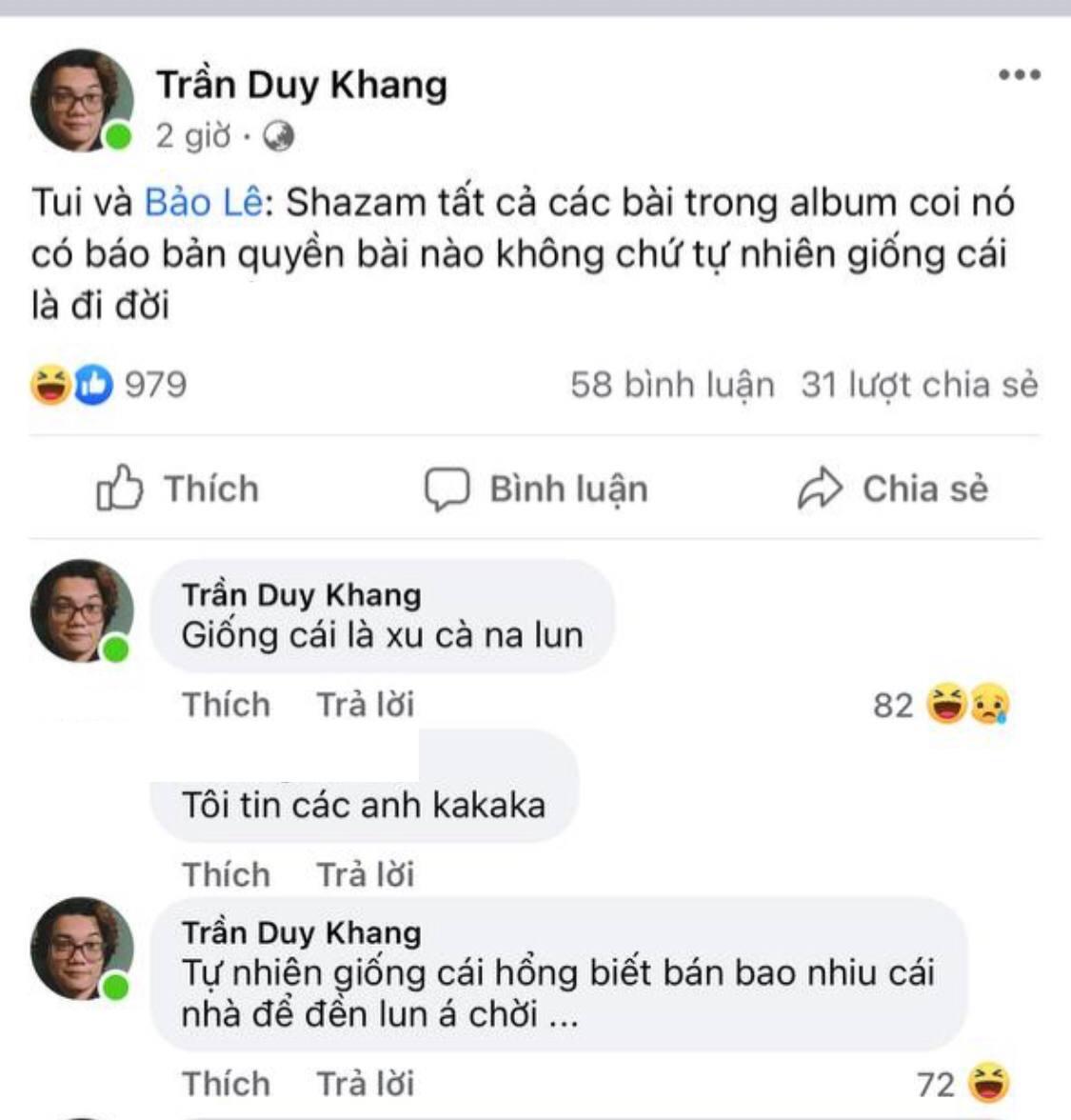 Trước lùm xùm của Sơn Tùng M-TP, Addy Trần khẳng định có thể tìm 100 beat giống 1 beat, thành viên Chillies cũng ẩn ý bênh vực - Ảnh 6.