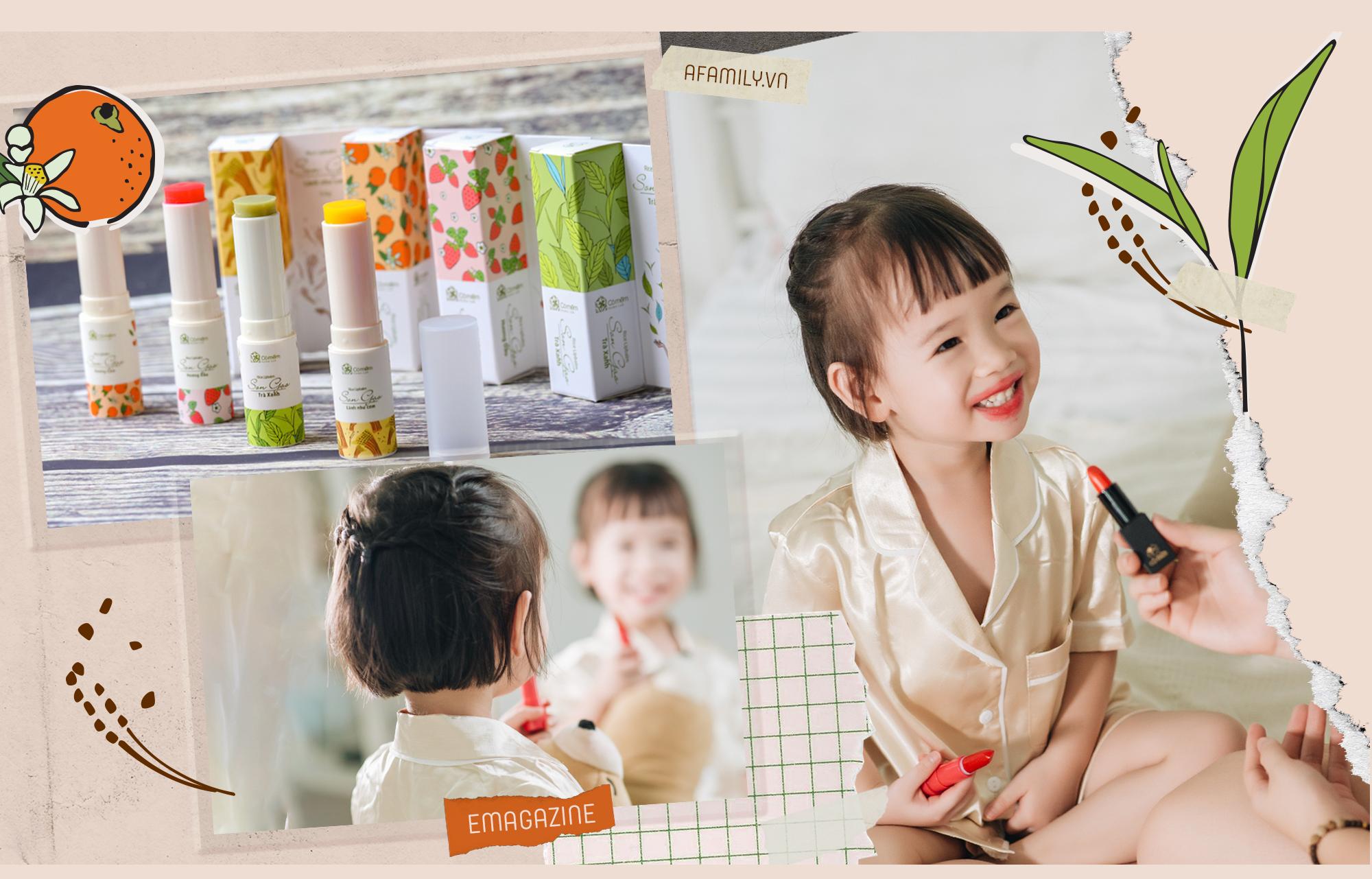 Chẳng gì mãnh liệt và bền bỉ bền bằng tình mẹ dành cho con, chẳng nguyên liệu nào an và lành như hạt gạo Việt Nam - Ảnh 14.