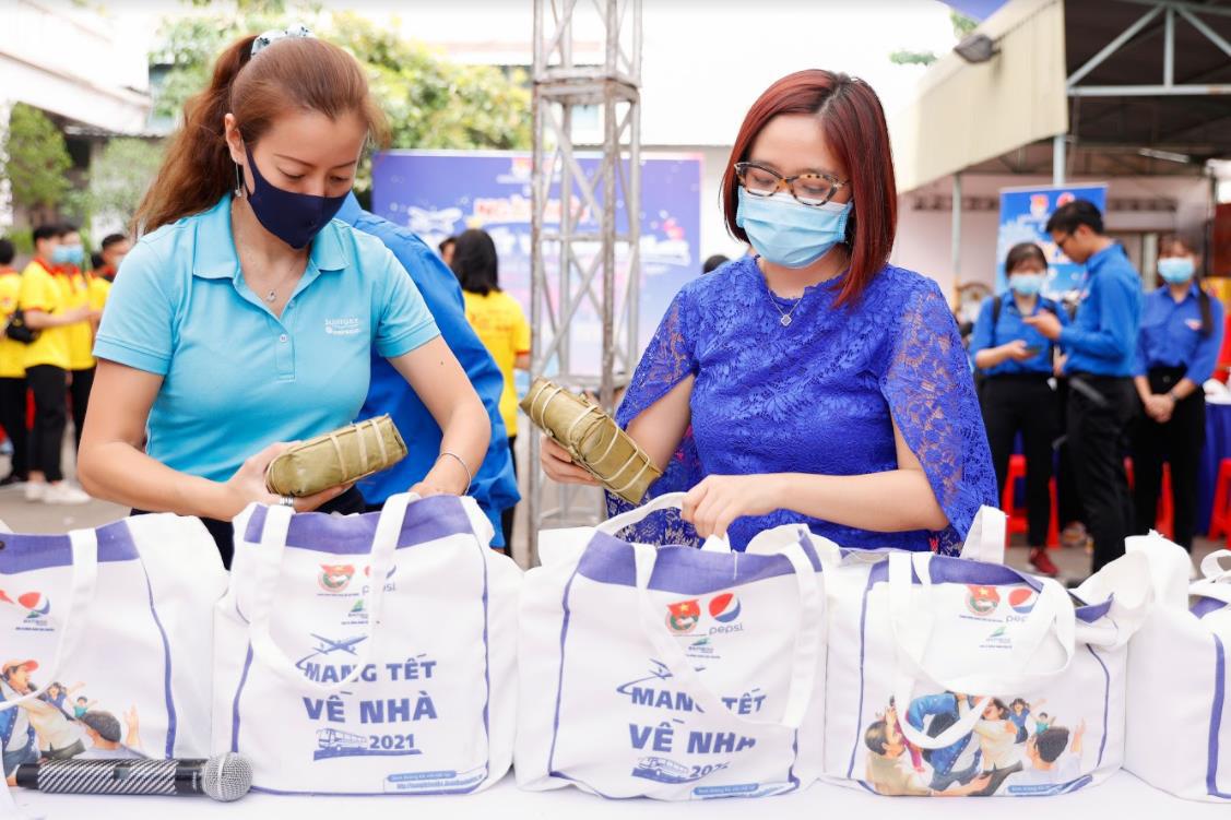 """""""Pepsi Mang Tết về nhà"""" - Món quà đặc biệt dành tặng những người con đón Tết xa quê - Ảnh 3."""