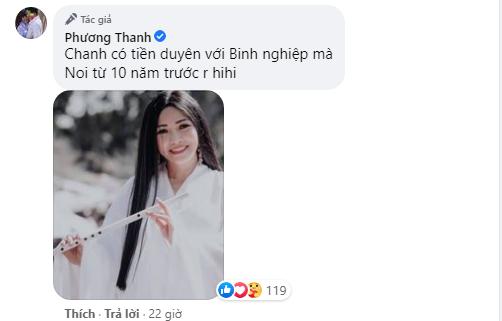 """Phương Thanh hé lộ hình ảnh và thông tin về """"bạn trai tin đồn"""" kém 21 tuổi - Ảnh 3."""
