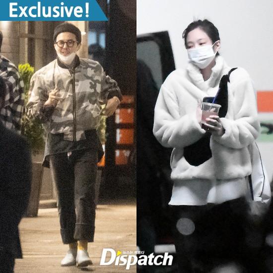 HOT: Dispatch khui chuyện G Dragon (Big Bang) và Jennie (BLACKPINK) hẹn hò hơn 1 năm - Ảnh 1.