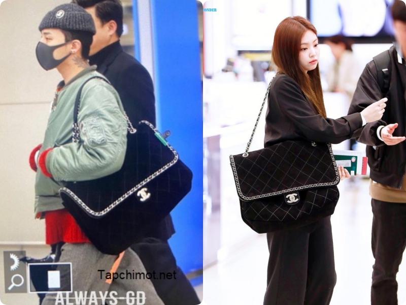 G-Dragon (Big Bang) và Jennie (BLACKPINK)  - Ảnh 7.