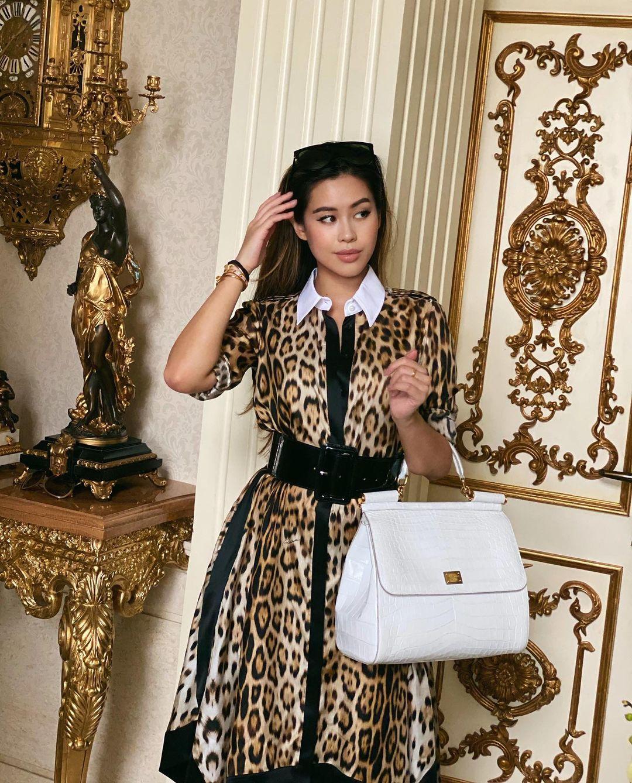 Em chồng Hà Tăng diện cả loạt váy áo ít người dám mặc, chứng minh thần thái đỉnh cao hiếm ai bì kịp - Ảnh 8.
