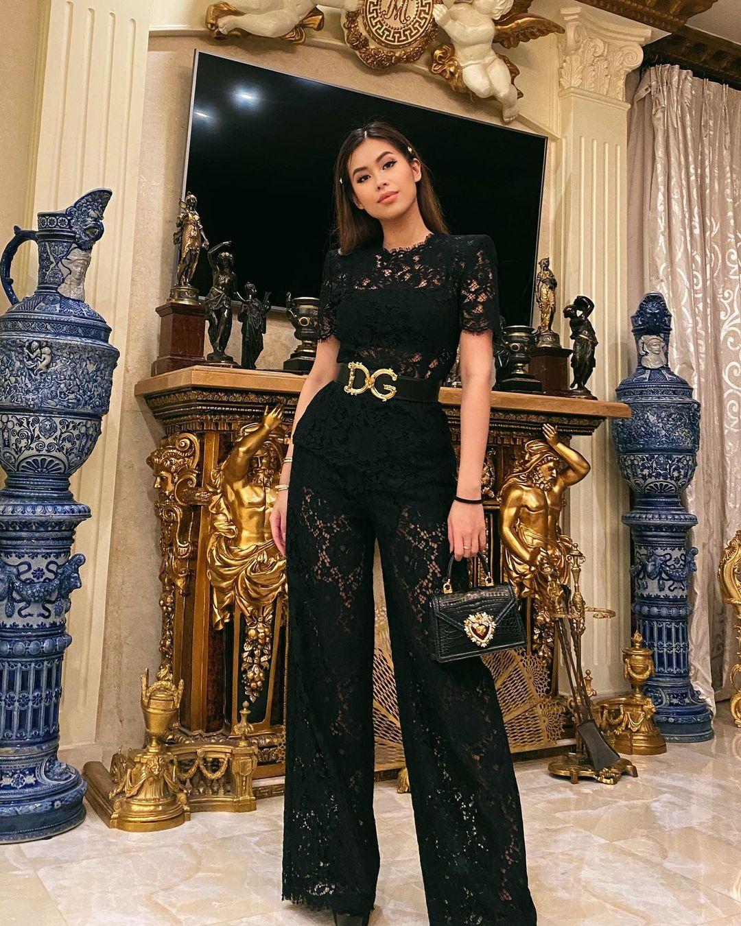 Em chồng Hà Tăng diện cả loạt váy áo ít người dám mặc, chứng minh thần thái đỉnh cao hiếm ai bì kịp - Ảnh 9.