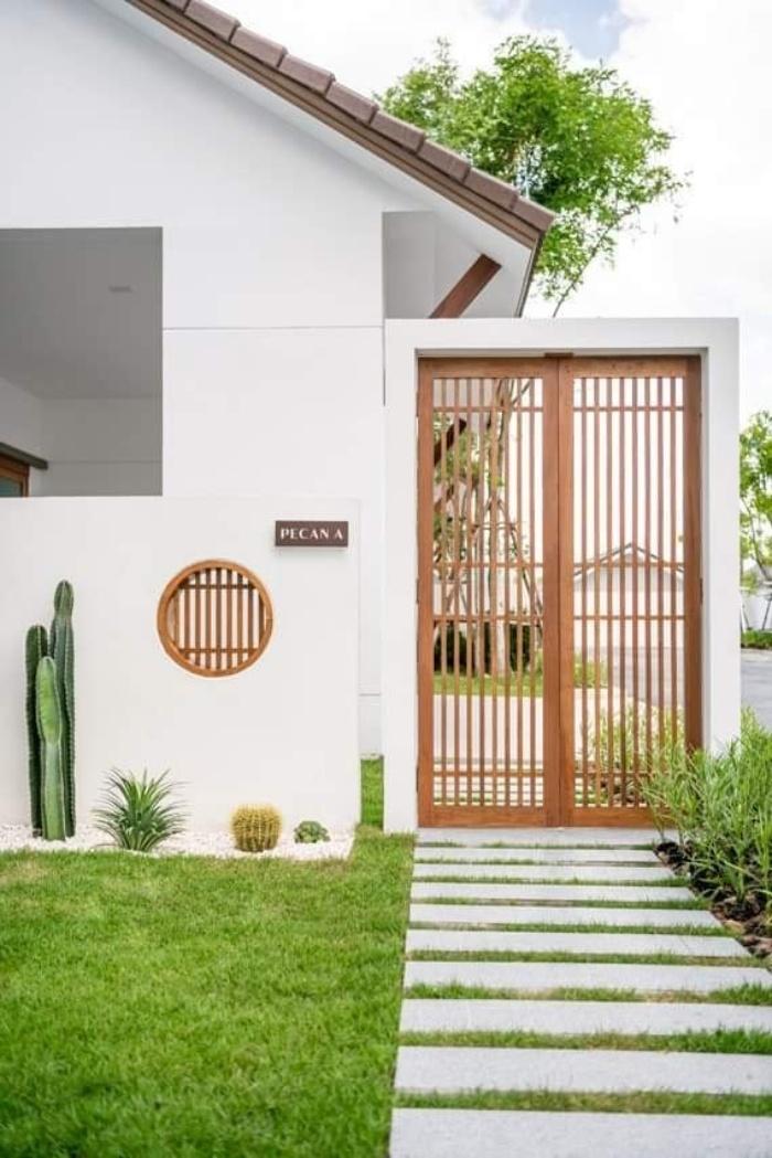 Nhà cấp 4 an yên dành cho những người yêu thích cuộc sống thôn quê và phong cách tối giản - Ảnh 2.