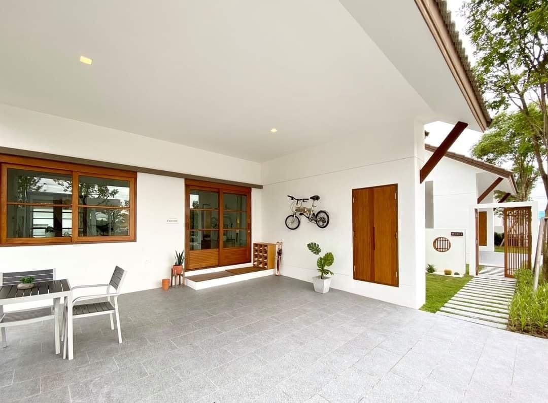 Nhà cấp 4 an yên dành cho những người yêu thích cuộc sống thôn quê và phong cách tối giản - Ảnh 3.