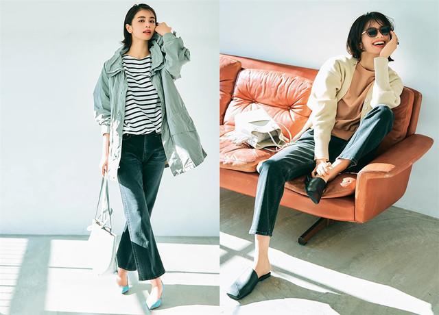 Không phải skinny, đây mới là kiểu quần jeans kéo dài chân vi diệu nhất mà chị em cần biết - Ảnh 3.