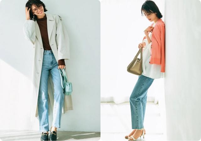 Không phải skinny, đây mới là kiểu quần jeans kéo dài chân vi diệu nhất mà chị em cần biết - Ảnh 2.