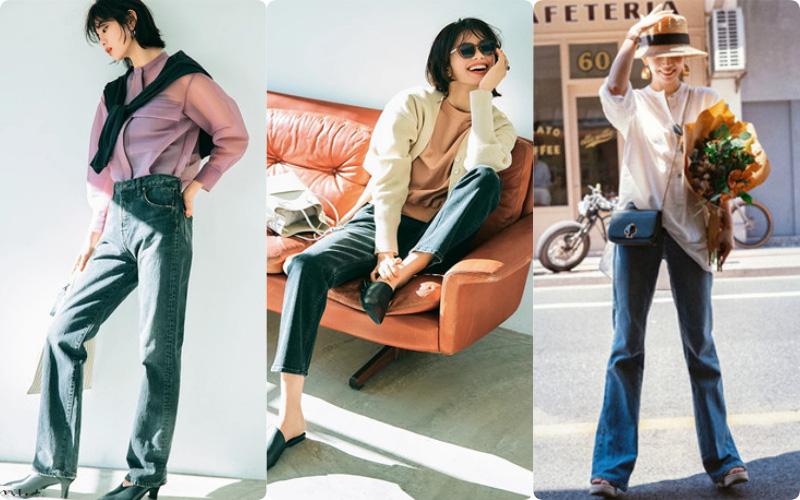 Không phải skinny, đây mới là kiểu quần jeans kéo dài chân mà chị em cần biết