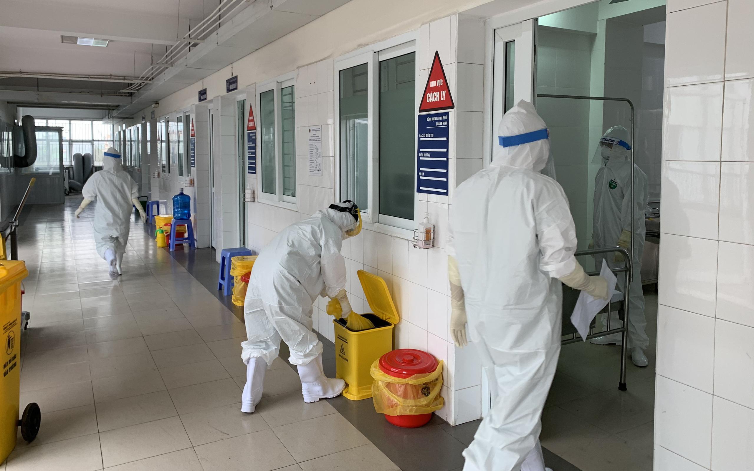 Bản tin chiều 26/2, Bộ Y tế công bố 05 ca nhiễm Covid-19, trong đó có 4 ca trong nước