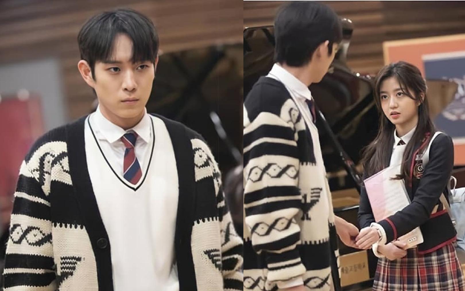 Cuộc chiến thượng lưu tập 4: Seok Hoon khiến người xem nổi quạu vì quá hèn nhát, thấy Ro Na bị ức hiếp vẫn trơ mắt đứng nhìn