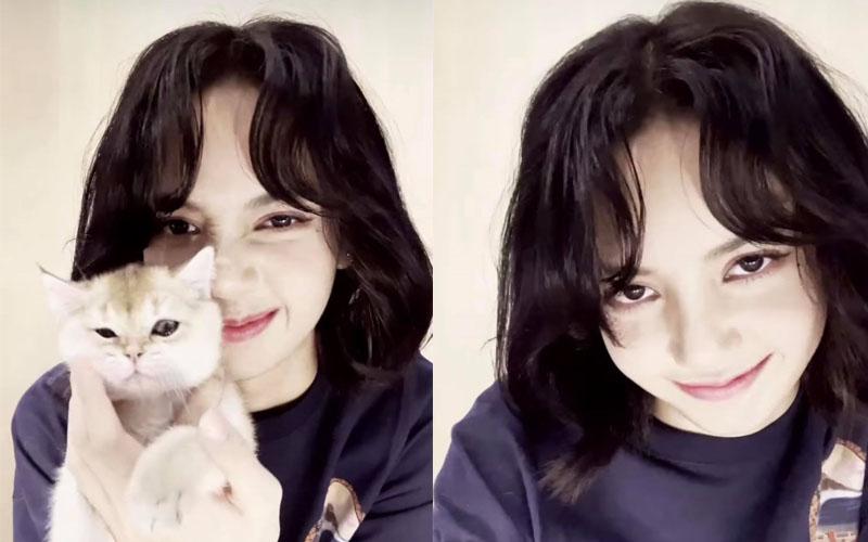 """Lisa (BLACKPINK) tiếp tục gây bão khi vén tóc mái trị giá 10 tỷ, quả không hổ danh """"mỹ nhân đẹp nhất châu Á"""""""