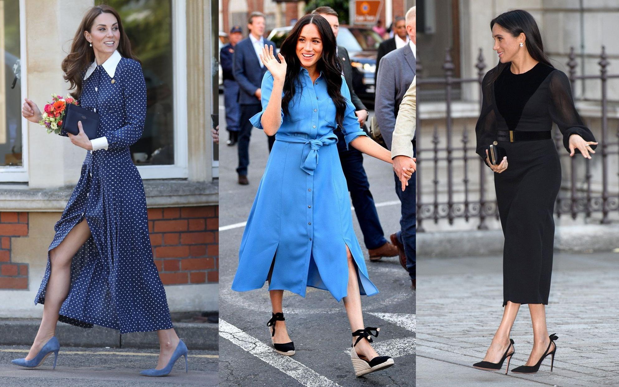Tủ giày của các Công nương chỉ xoay quanh 5 kiểu sau mà hợp mix với mọi outfit, độ thanh lịch thì miễn bàn