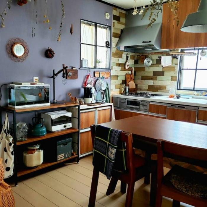 Cách bố trí bàn ăn giúp những căn bếp nhỏ trở nên rộng rãi bất ngờ - Ảnh 8.