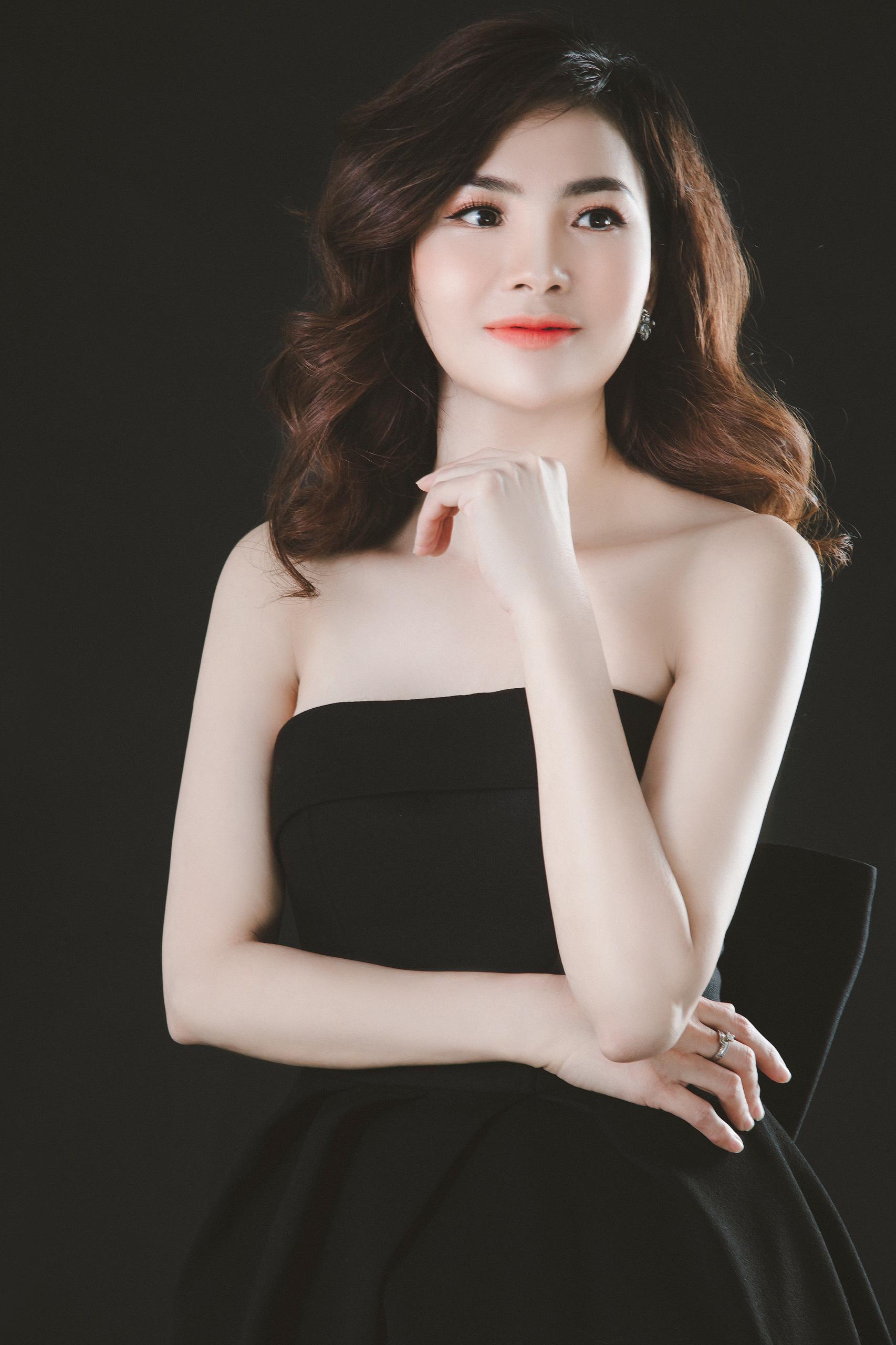 Chân dung nữ doanh nhân Trương Mỹ Duyên và con đường khởi nghiệp từ hai bàn tay trắng - Ảnh 1.