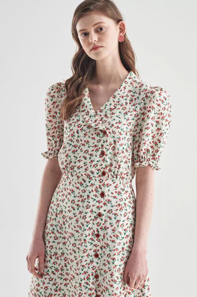 7 món đồ đắt nhất trên Instagram của Park Min Young: Choáng với bộ váy hoa trễ vai nhìn đơn giản mà gần 100 triệu - Mix & Phối 8