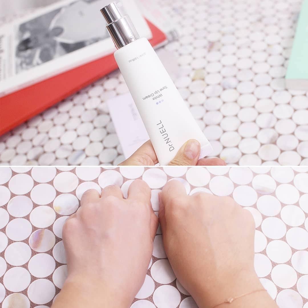 Muốn thật đẹp xinh mà không tốn thời gian makeup Tết này thì bạn hãy sắm ngay tone up cream - Ảnh 5.