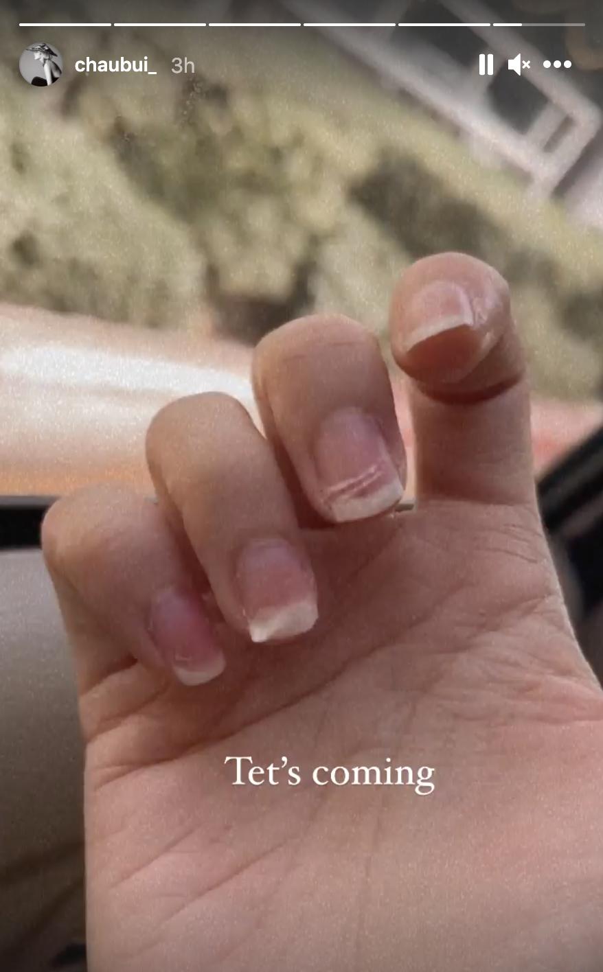 bộ nail