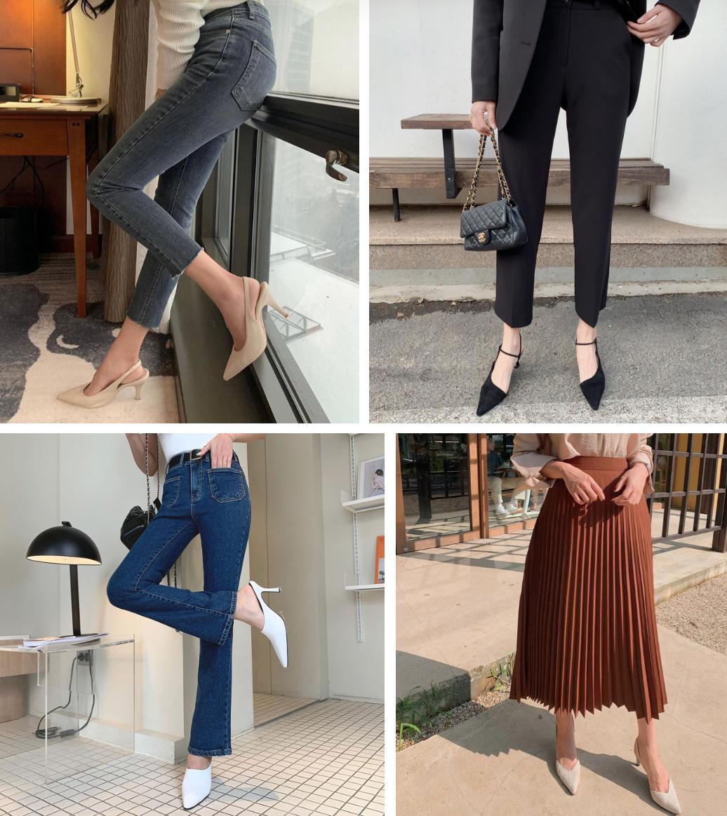 5 kiểu giày đáng sắm giúp style lên đời dịp Tết: Diện với váy hay quần cũng xinh sang hết cỡ - Ảnh 1.