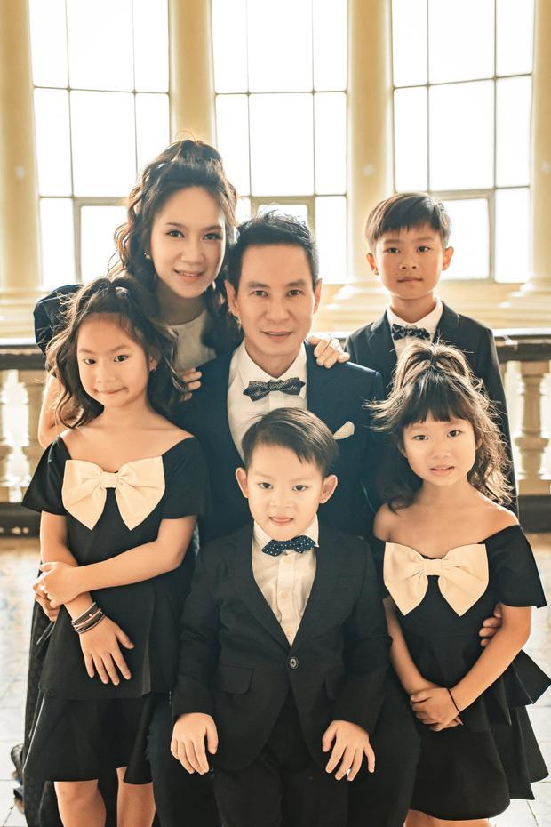 """Cái kết viên mãn của những mối tình lệch tuổi trong Vbiz: Lý Hải, Lam Trường hơn vợ 17 tuổi vẫn con cái đề huề, Bình Minh qua nhiều """"sóng gió"""" mới nhận """"quả ngọt"""" - Ảnh 1."""