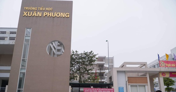 Đã có kết quả xét nghiệm COVID-19 của cô trò trường Tiểu học Xuân Phương, Hà Nội