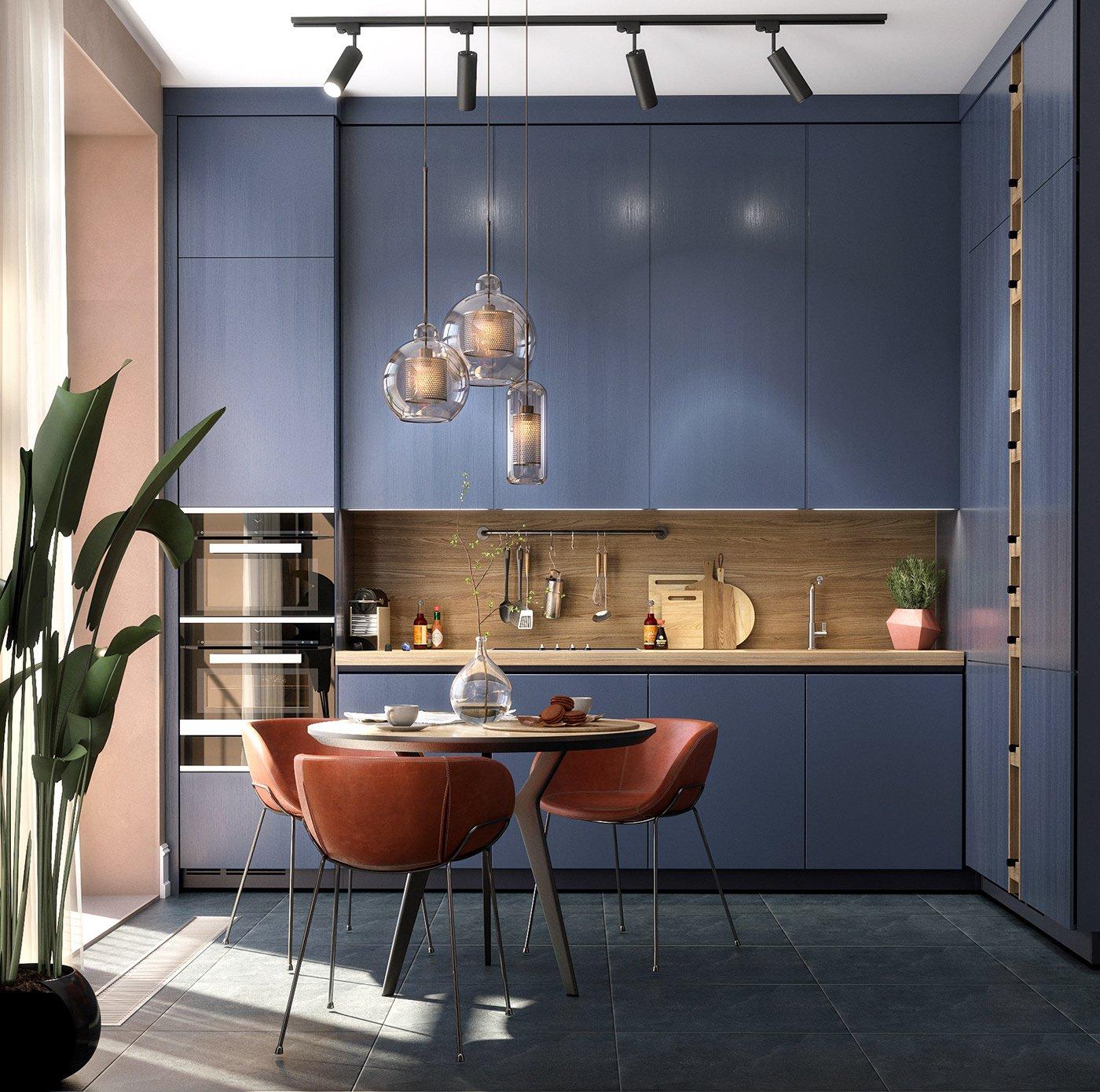 Kiến trúc sư tư vấn thiết kế căn hộ 64m² với chi phí 145 triệu đồng - Ảnh 7.